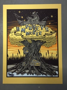 Image of Umphrey's McGee - November 3rd & 4th 2017 - Madison, WI - Gold Pearlescent Variant