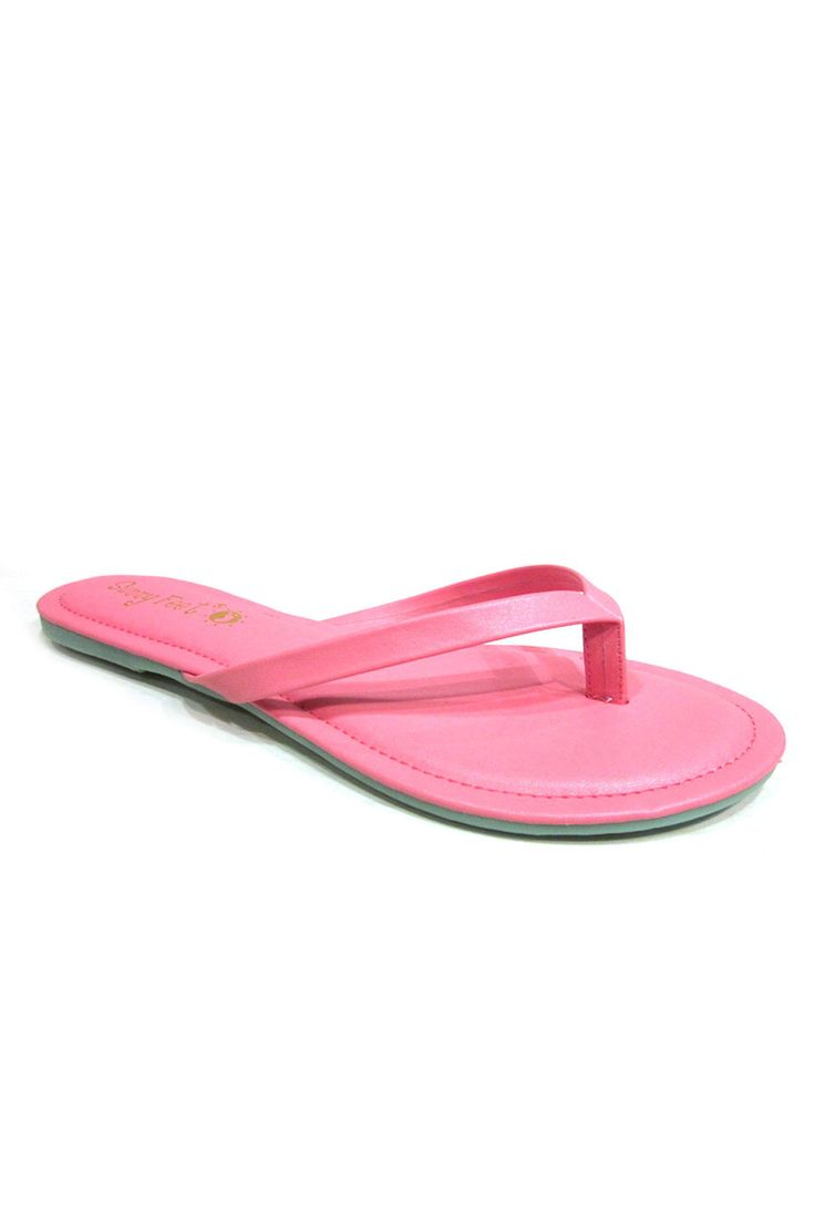 Image of BUBBLE GUM SLIPPERS