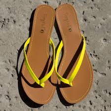 Image of NEON SLIPPERS