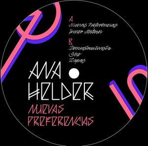 """Image of Ana Helder - Nuevas Preferencias EP - 12"""" (Müstique)"""