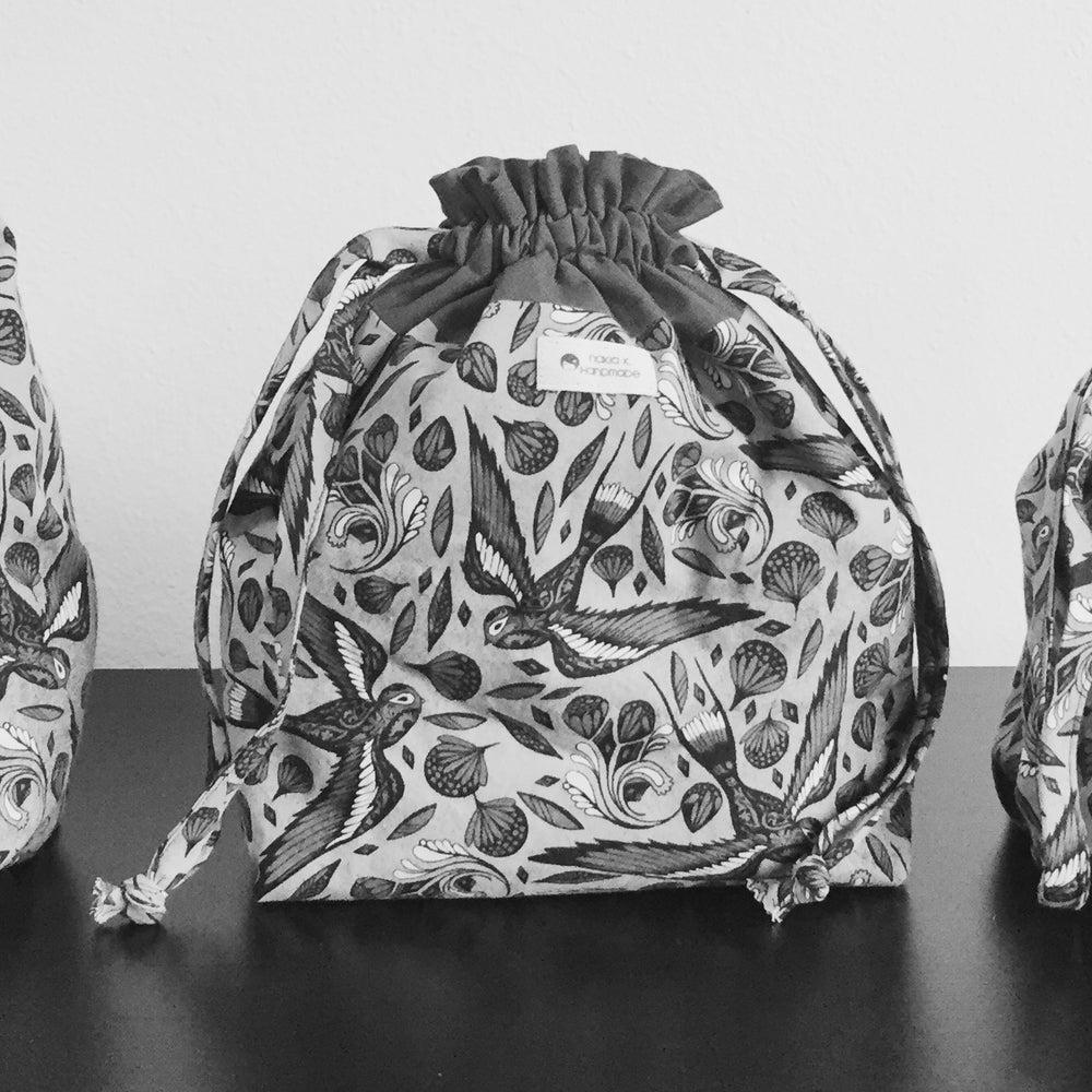 Image of NKH Custom Order Drawstring Project Bag