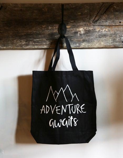 Image of Adventure Canvas Bag