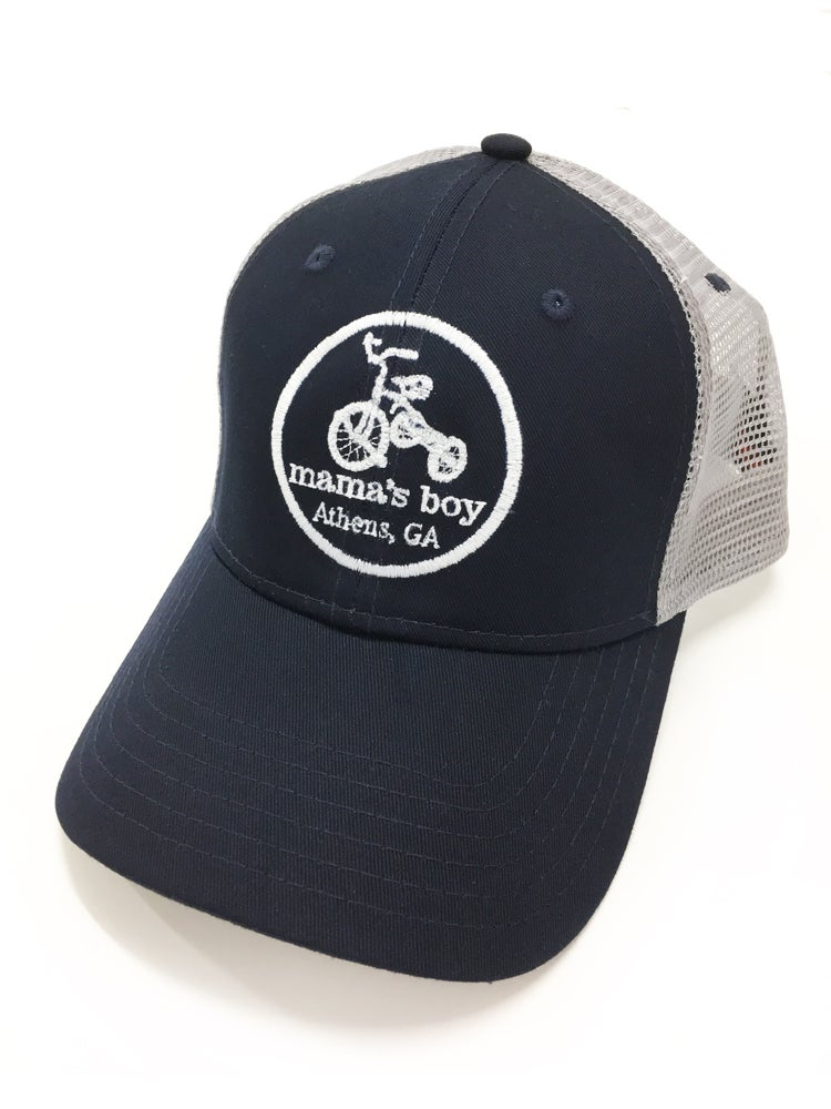 Image of Mama's Boy Trucker Hat - NEW!