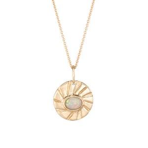 Image of Opal Antonia Pendant