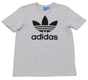 Image of Grey Trefoil Tee