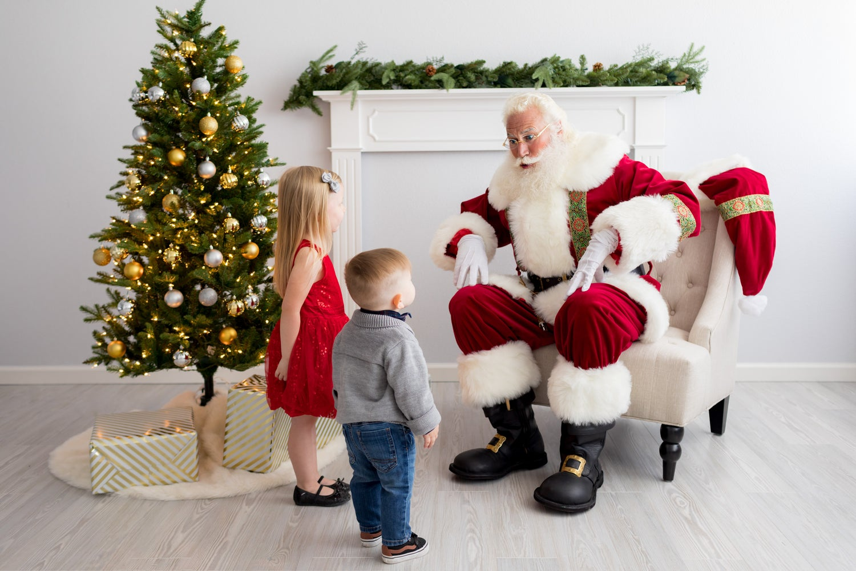 Image of Santa Mini Sessions - Dec. 3rd Santa Clarita