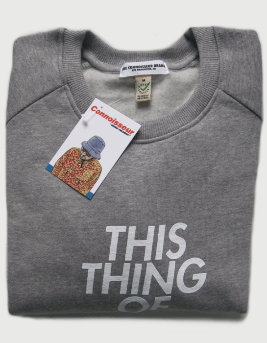 Image of SWEATSHIRT - 'THIS THING OF OURS'