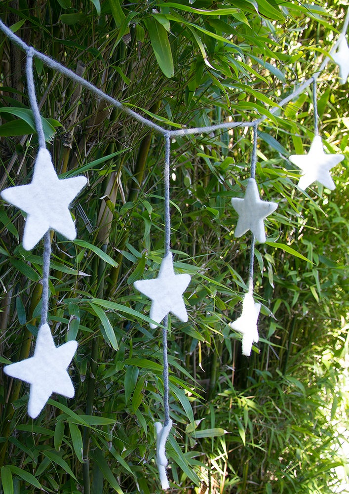 Image of Little Star Garland