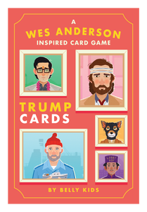 Image of Wes Anderson Trump Cards