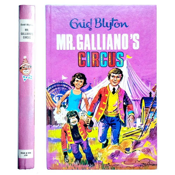 Image of Enid Blyton - Mr Galliano's Circus