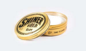 Image of SHINER GOLD MAXIMUM MATTE CLAY