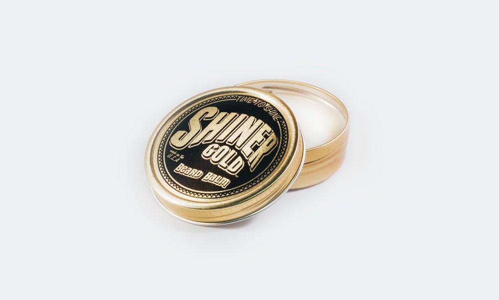 Image of SHINER GOLD BEARD BALM