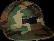 Image of SK8RATS VX1000 Hat Camo