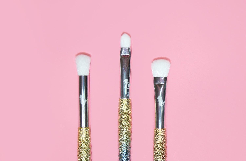 Image of Vegan Mermaid Brushes