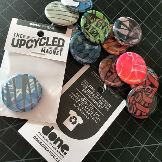 Image of Upcycled Pins & Buttons