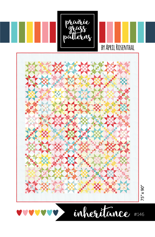 Image of Inheritance Quilt Pattern