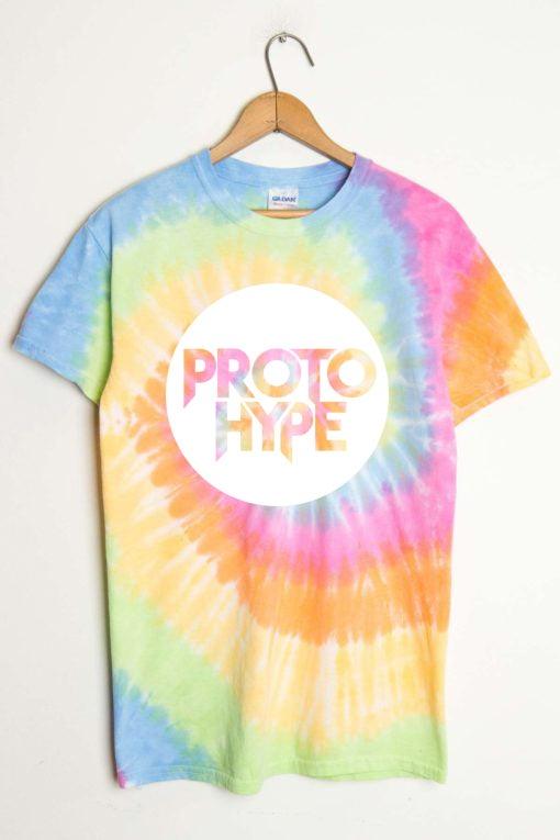 Image of Protohype Tie Dye T-Shirt