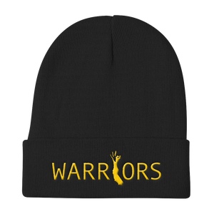 Image of Warriors - beanie