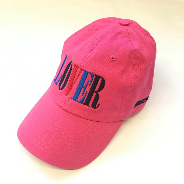 Image of The Love Dad Hat in Pink