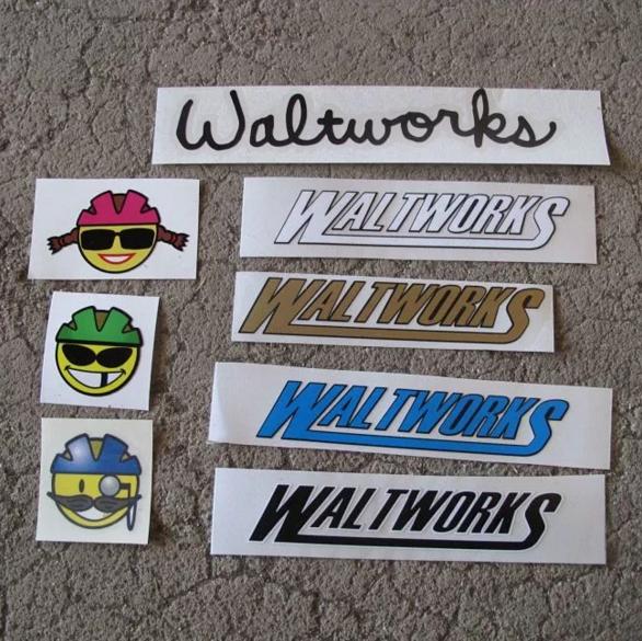 Image of Waltworks Decal Kit