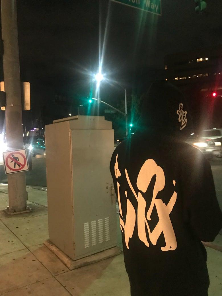 Image of LA hoodie