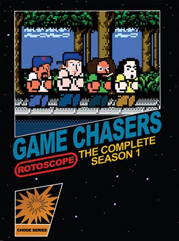 Image of The Game Chasers Season 1 DVD