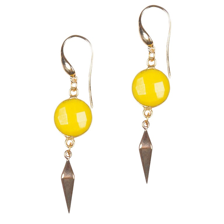 Image of SUNNY SPIKE EARRINGS