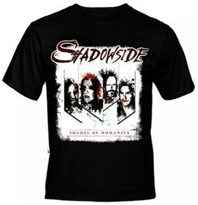 Image of Shadowside Shades of Humanity T-shirt (Men)