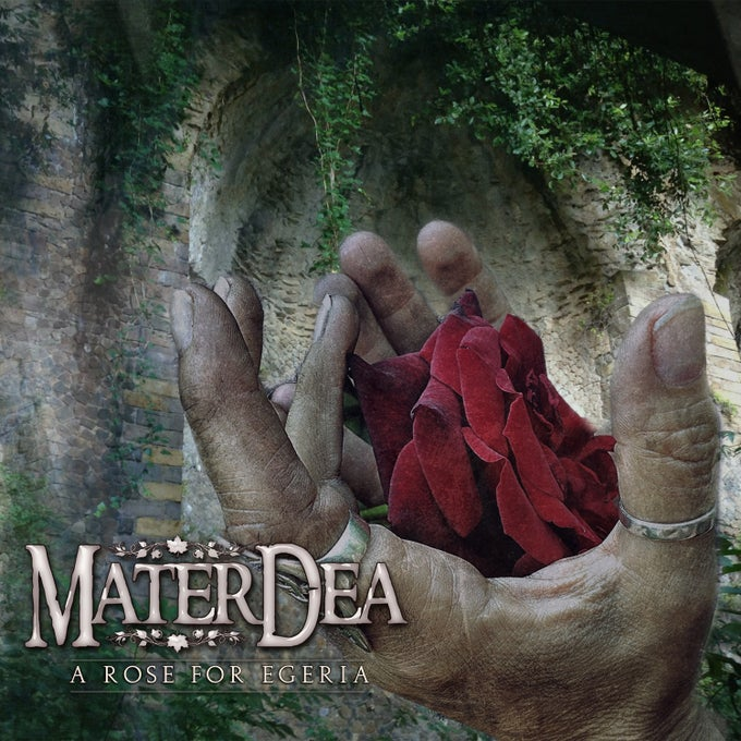 Image of MATERDEA - A Rose For Egeria (Deluxe Edition)