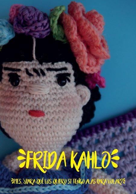 Image of Patrón de Frida Kahlo