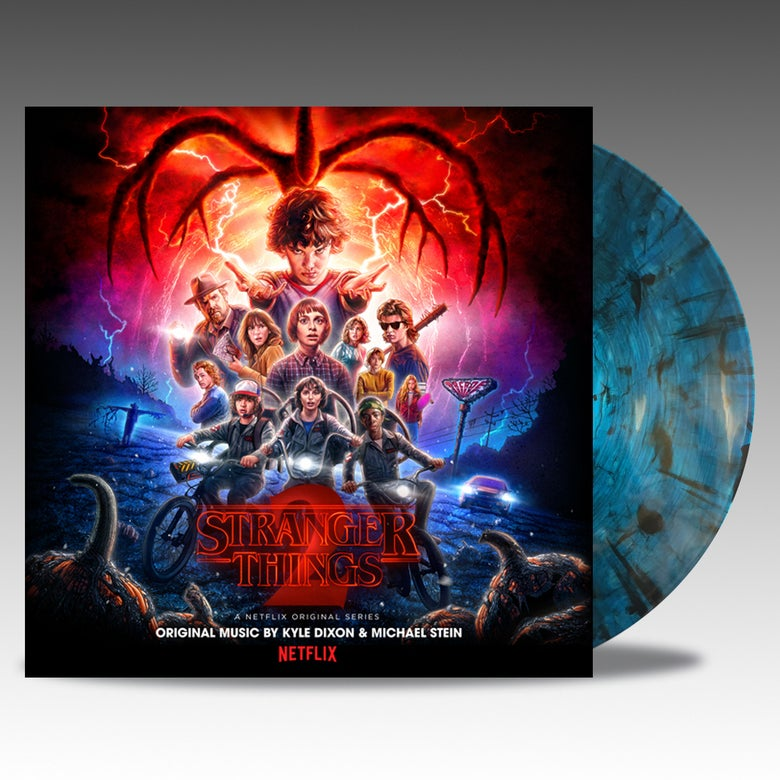 Image of Stranger Things 2 - Kyle Dixon & Michael Stein 'The Upside Down Inter-Dimensional' Vinyl