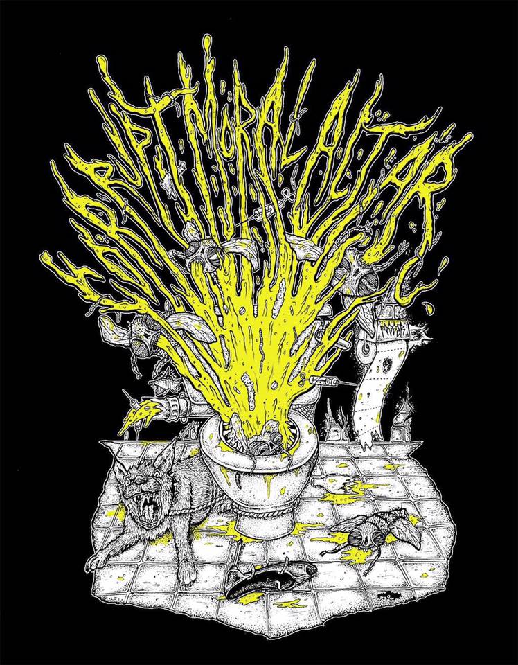 Image of Drowning In The Piss Of Life shirt