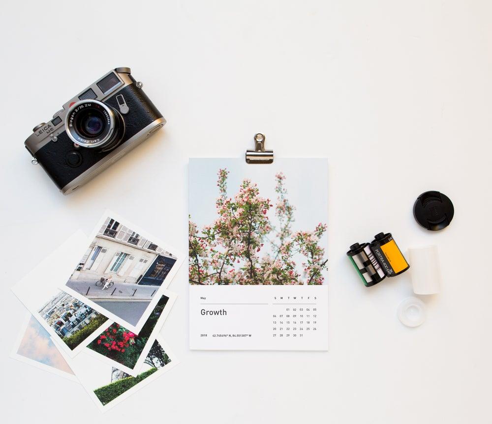 Image of 2018 Calendar