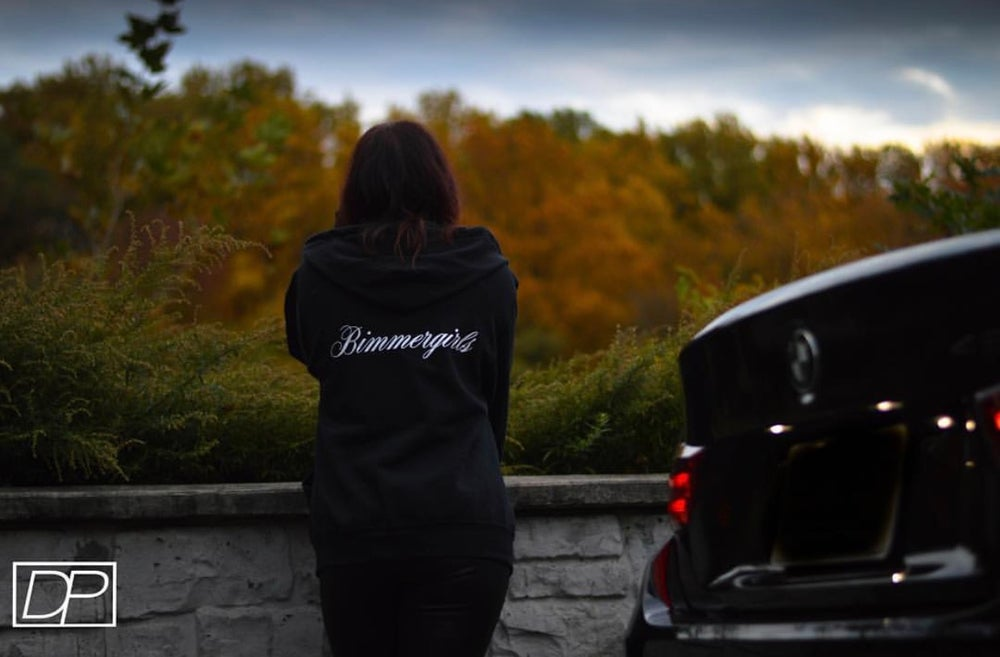 Image of BIMMER GIRLS ZIP UP SWEATSHIRT