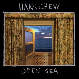 "Image of Hans Chew - ""Open Sea"" CD"