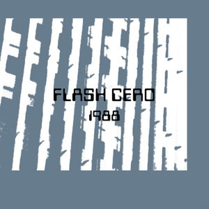 Image of Flash Cero - 1988 LP
