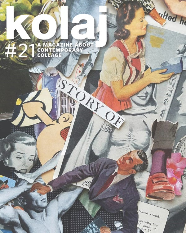 Image of CURRENT ISSUE: Kolaj #21