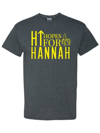 Image of Hi Hopes for Hannah Fundraiser Tee
