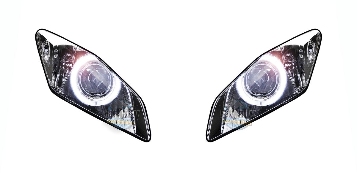 Logo Light For Yamaha