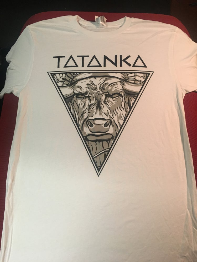 Image of White Buffalo T-Shirt (Women's & Men's)