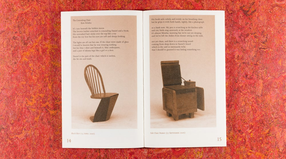 Image of 100 Chairs in 100 Days and its 100 Ways <br />— Martino Gamper (2nd Edition - Pocket Version)