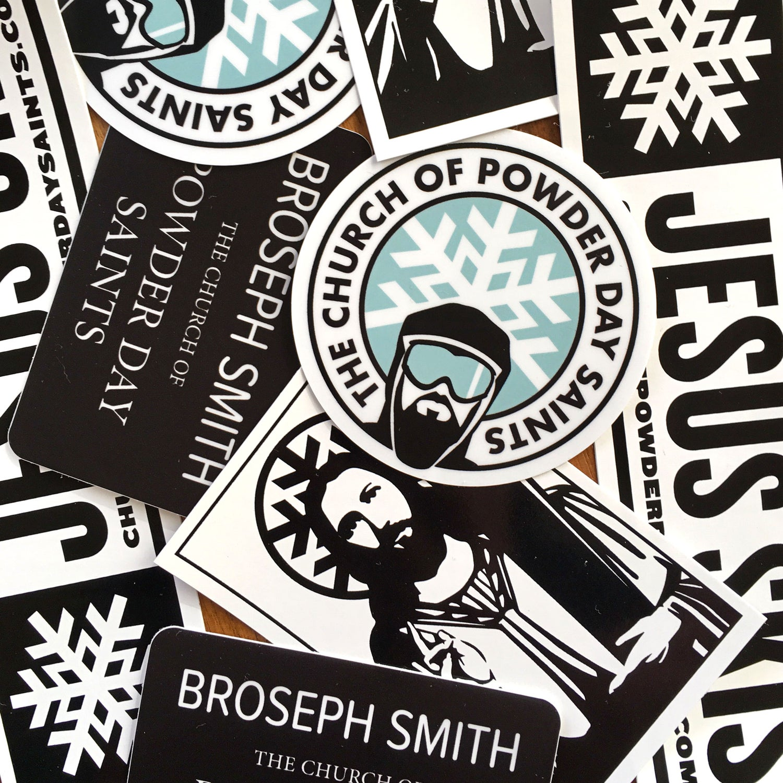 Image of Sticker Grab Bag