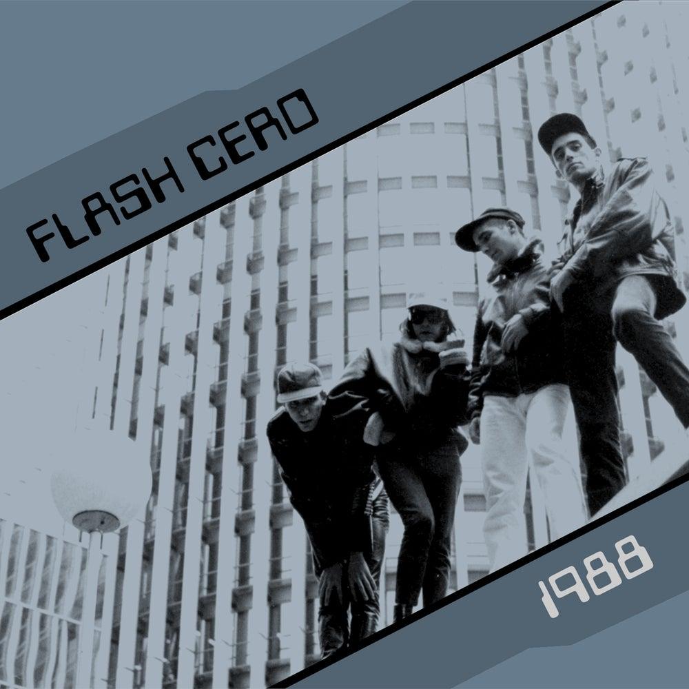 Image of Flash Cero - 1988 CD