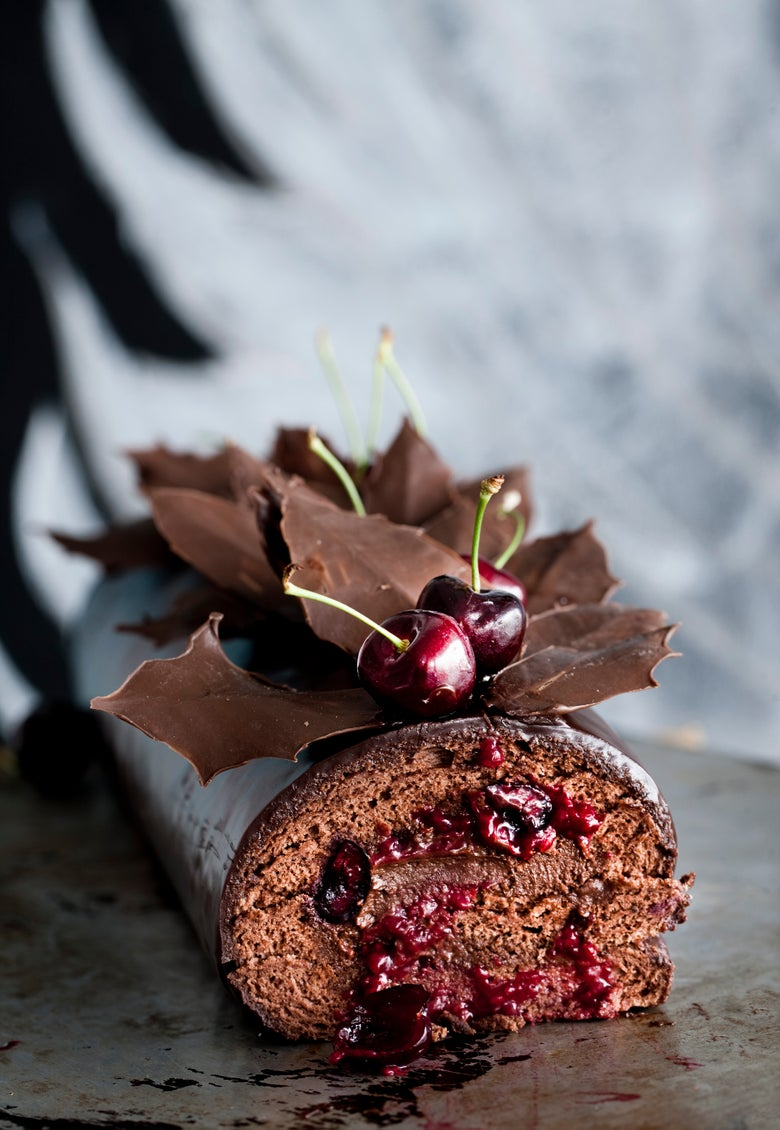 Image of Chocolate Roulade