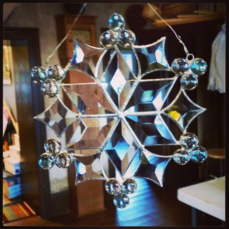 Image of Vintage Snowflake