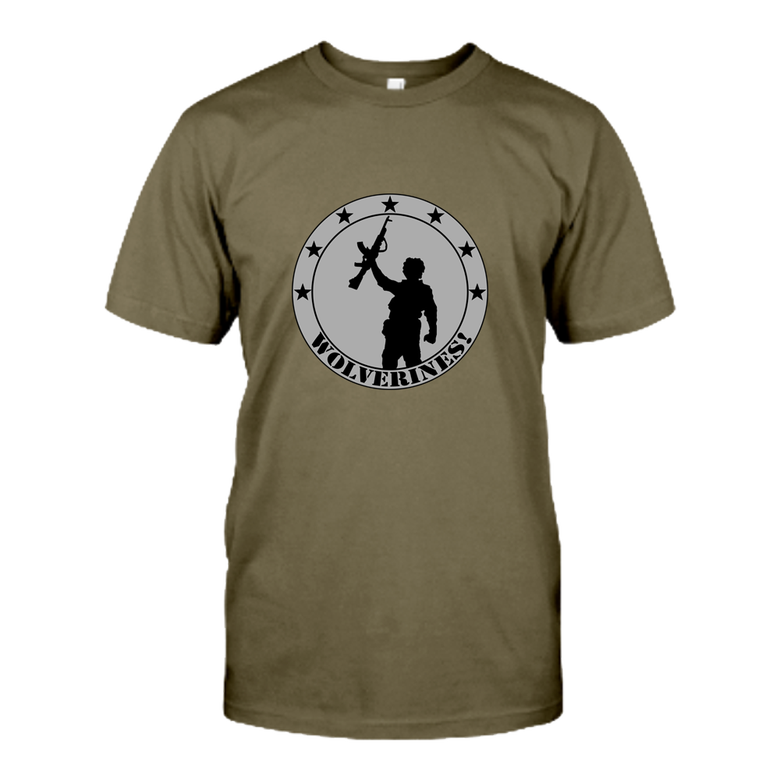 Image of Wolverines! T-Shirt