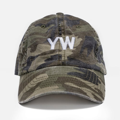 Image of Original YW Hat - Camo