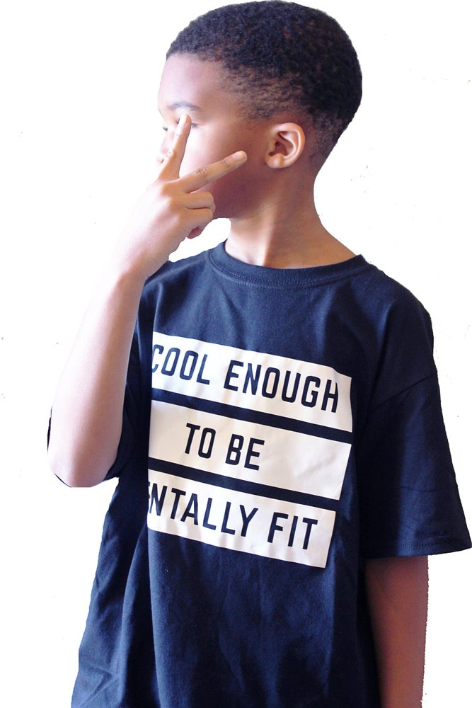 Image of Cool Enough Kids Tee
