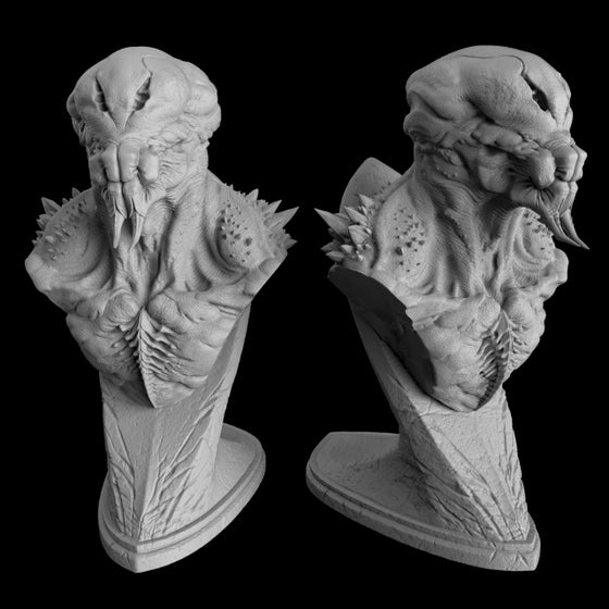 Image of Alien Hunter