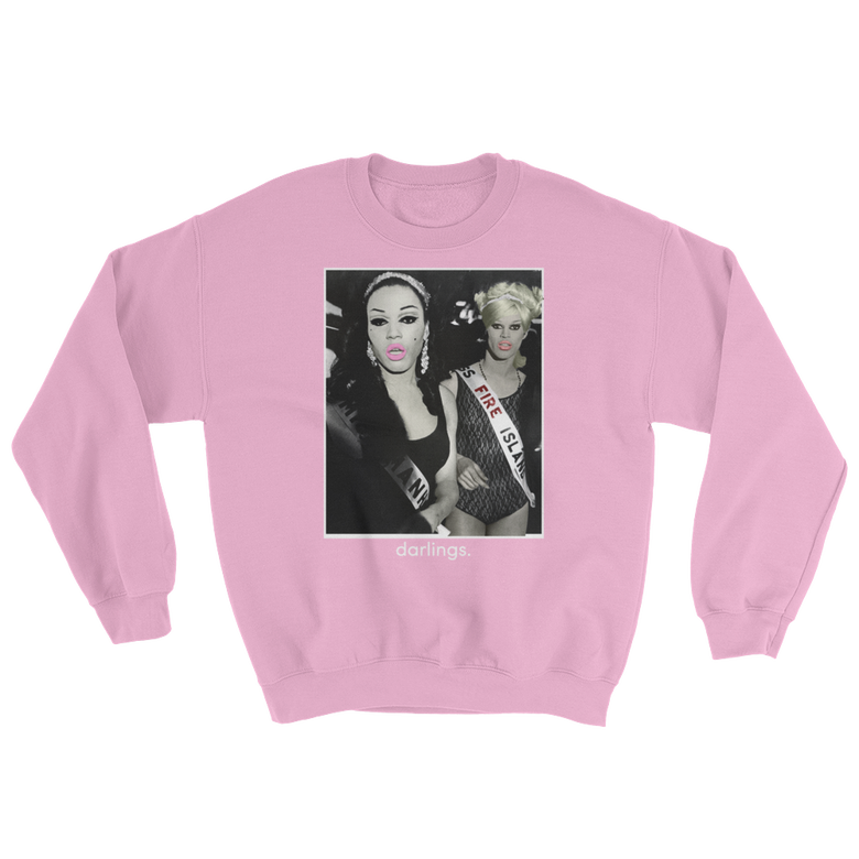 Image of darlings. Sweatshirt